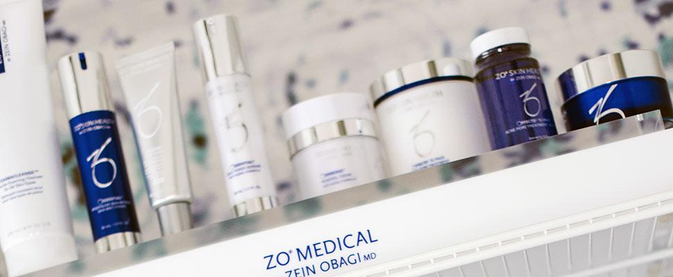 Zo Skin Health Medicinsk Hudvård