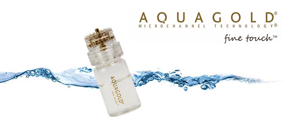 Aquagold Fine Touch Hudbehandlning Lyster Porer